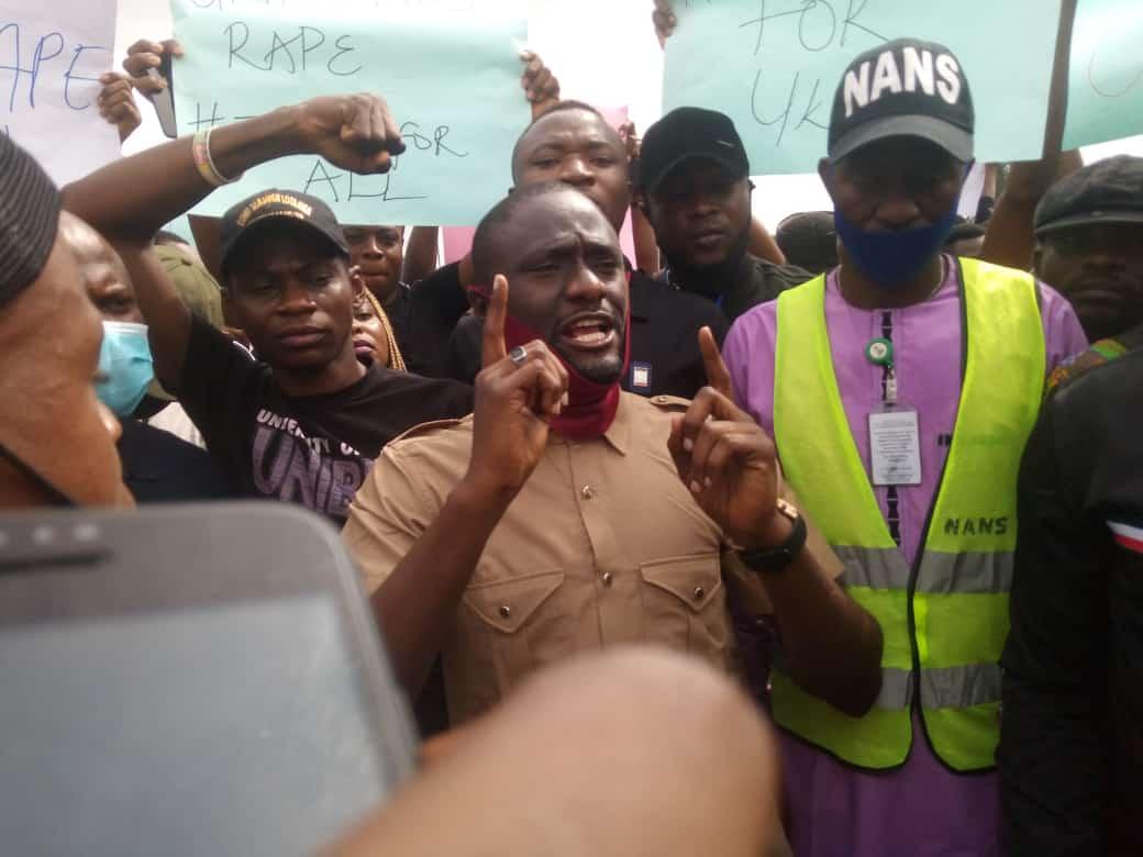 Uwaila Omozuwa: Protest Rocks Benin Over Rape, Murder Of UNIBEN Student (photos)